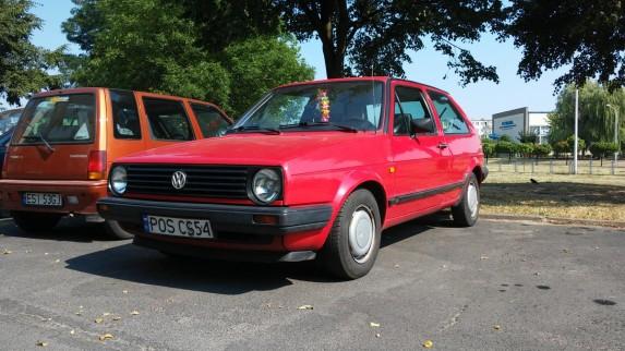 VW Golf II (1)