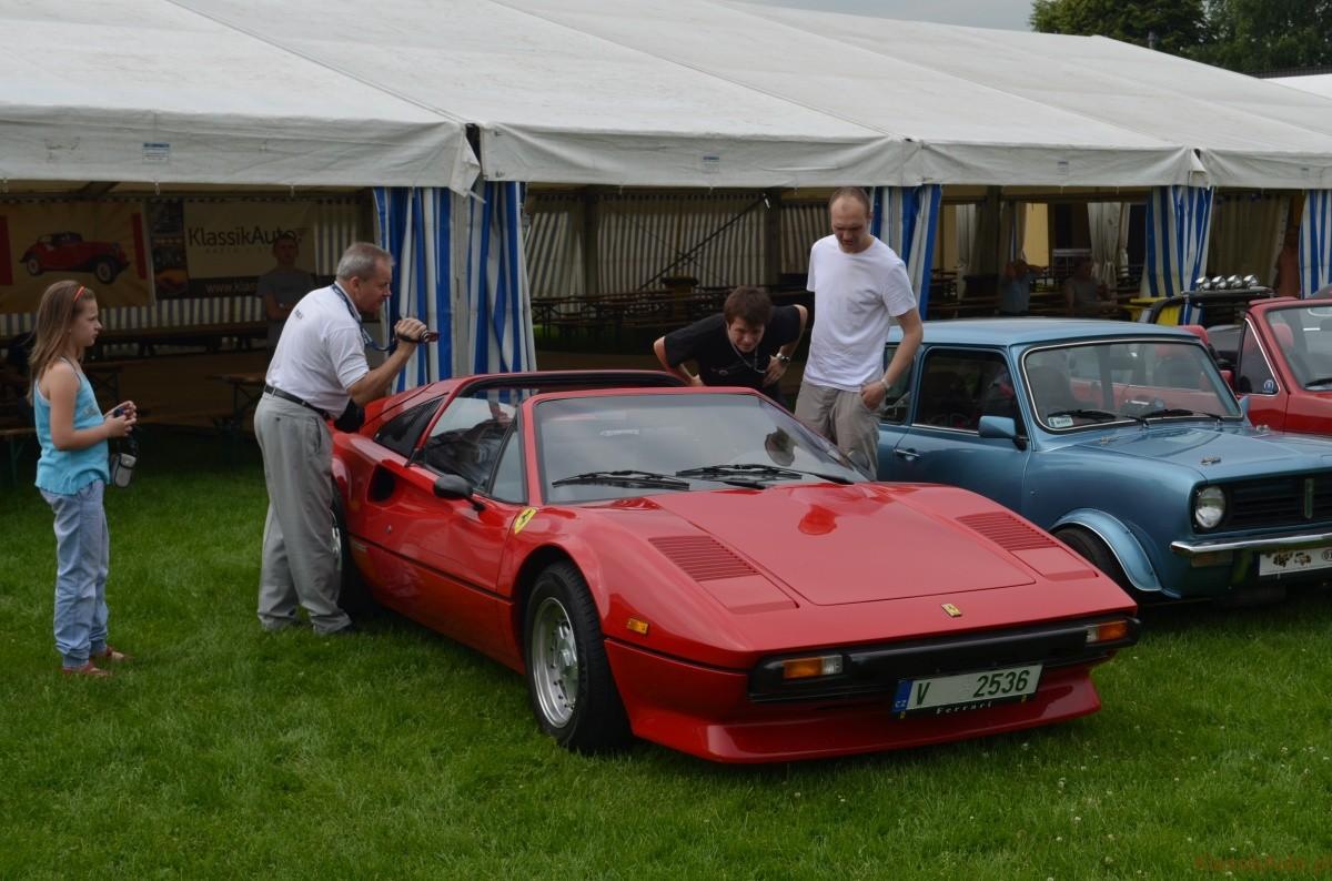 Drogo, drożej, jeszcze drożej: Ferrari