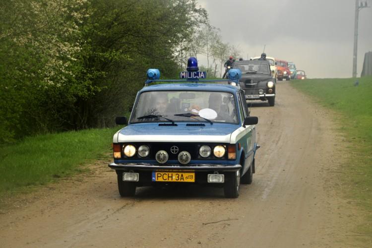 II Bunkrowe Spotkanie Miłośników Pojazdów Zabytkowych.