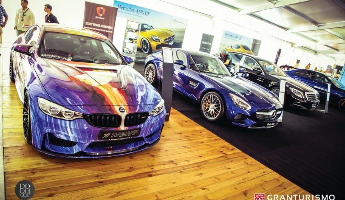 Superszybkie samochody na Gran Turismo Polonia.