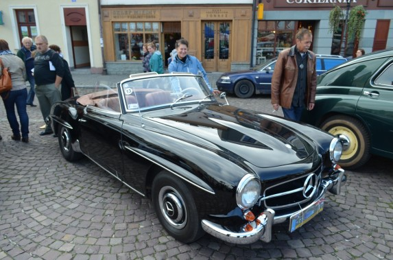 Mercedes Benz 190 SL (10)
