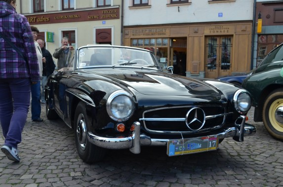 Mercedes Benz 190 SL (11)