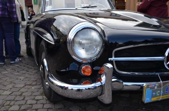Mercedes Benz 190 SL (12)