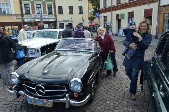 Mercedes Benz 190 SL (13)