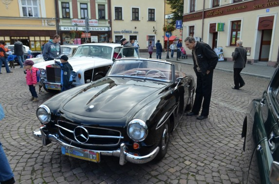 Mercedes Benz 190 SL (15)