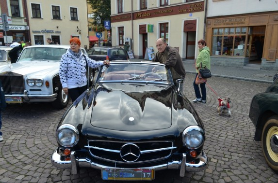 Mercedes Benz 190 SL (19)
