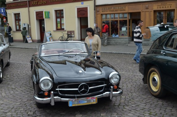 Mercedes Benz 190 SL (21)