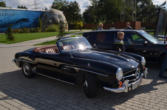 Mercedes Benz 190 SL (25)