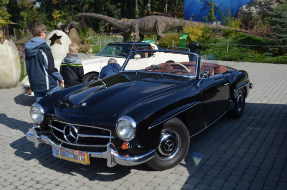 Mercedes Benz 190 SL (26)