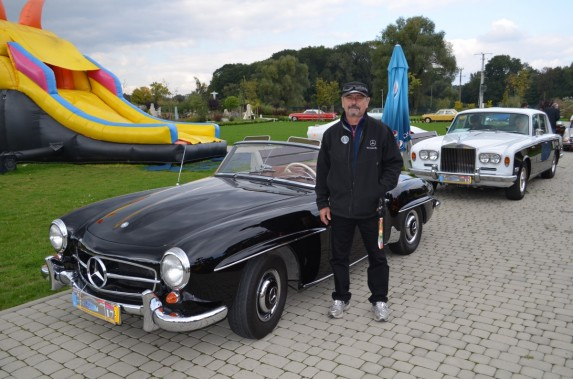 Mercedes Benz 190 SL (29)
