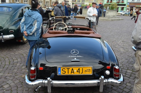 Mercedes Benz 190 SL (3)