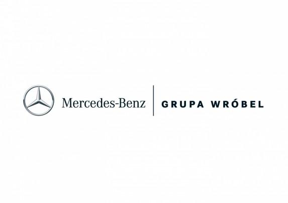 Mercedes-Benz Grupa Wróbel - Logo Horizontal - 4C - Positive
