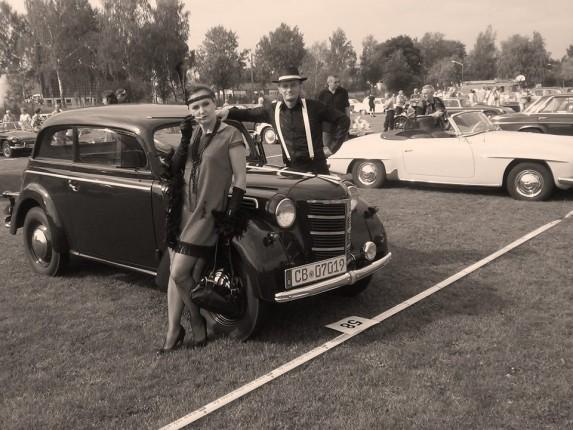 Opel Kadett i Retro Swing (13)