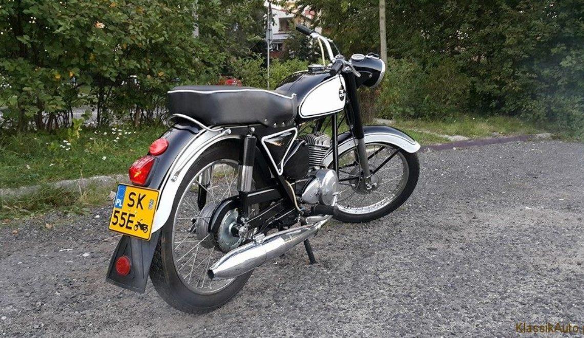 Remont motocykla WSK za 3 500 zł
