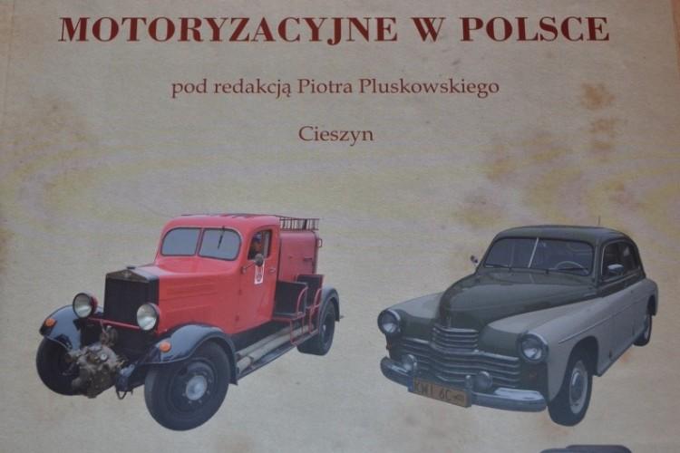 """""""Techniczne muzealnictwo motoryzacyjne w Polsce"""", pod red. Piotra Pluskowskiego, Modena, 2016"""