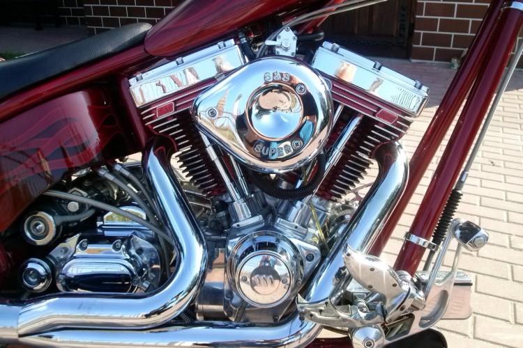 Sprzedam. Motocykl American AironHorse Texas Choper