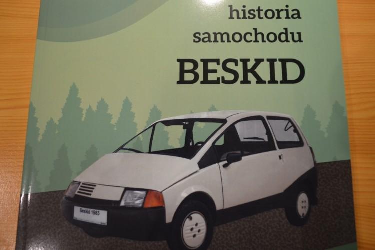 """""""Nieznana historia samochodu Beskid"""", P. Pluskowski, Modena, 2016"""