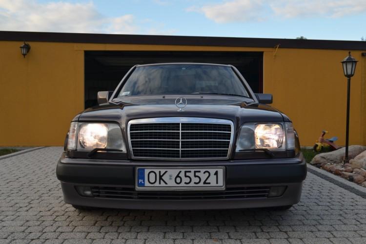 Sprzedam. Mercedes-Benz 500E