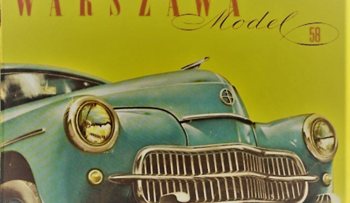 Prospekty: karty samochodowej historii