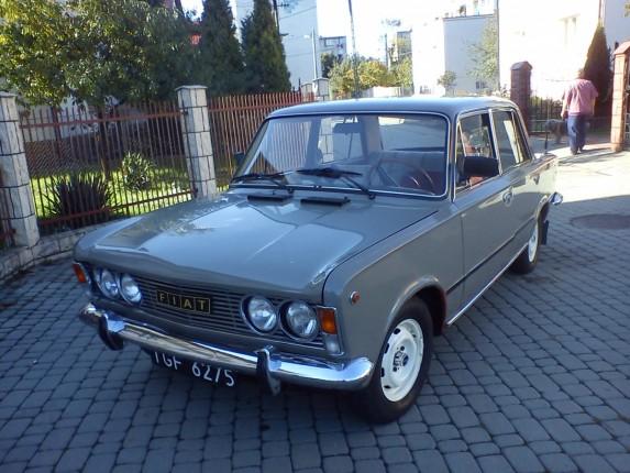 Fiat 125, klasyk lutego