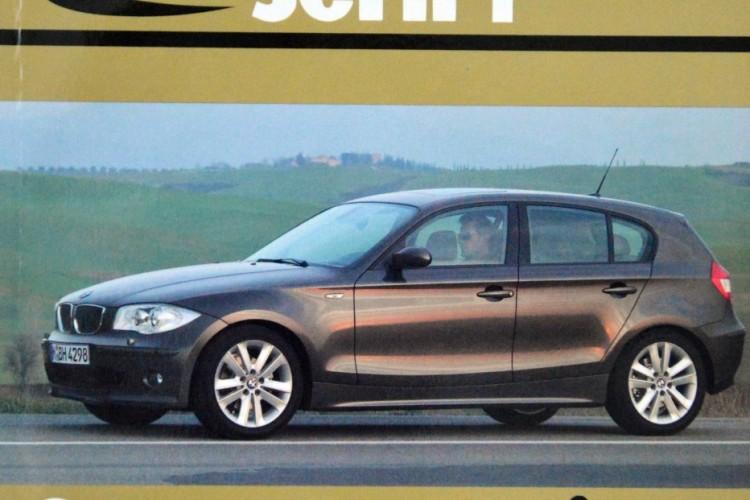 """BMW serii 1 – 2004 do 2011"". H. R. Etzold, WKŁ, 2015"