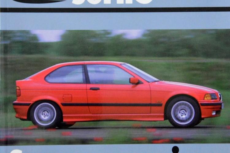 """""""BMW serii 3 – od 1989 do 2000"""". H. R. Etzold, WKŁ, 2006"""