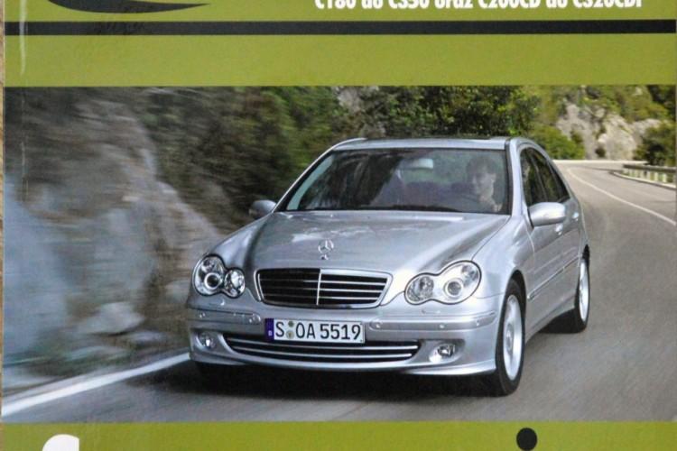 """""""Mercedes-Benz C180 do C350 oraz C200CDI do C320CDI"""". H. R. Etzold, WKŁ, 2010"""
