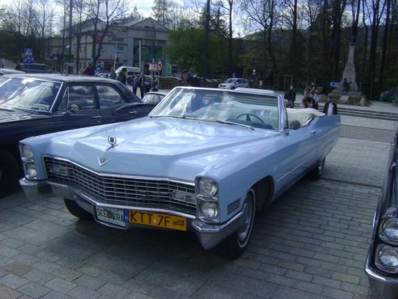 04. Scechura Zuzanna [PL] - Cadillac De Ville_Cabrio [1968]