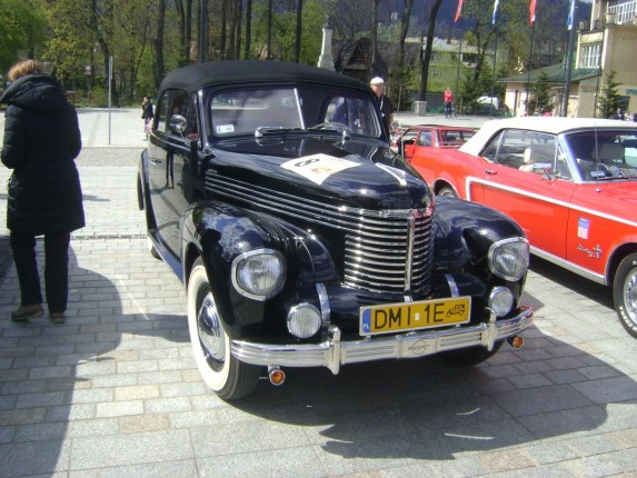 08. Całujek Wojciech [PL] - Opel Kapitan [1939]