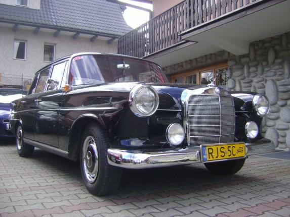 10. Majewski Stanisław [PL] - Mercedes-Benz W110 [1965]