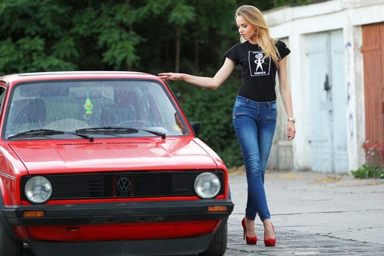 Zauroczenie: Volkswagen Golf I