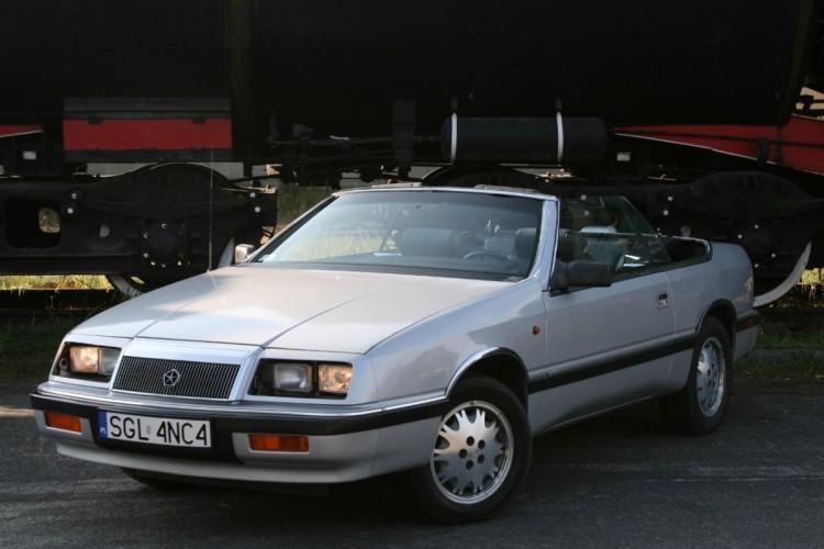 Sprzedam. Chrysler Le Baron cabrio