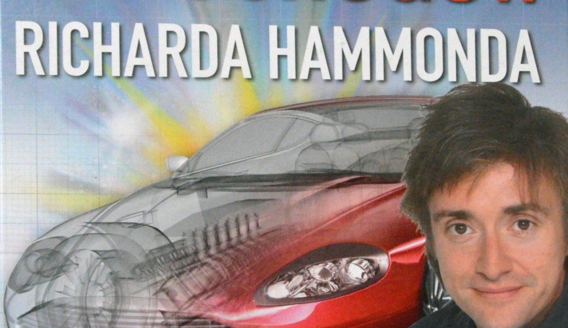 """""""Świat samochodów Richarda Hammonda"""", R. Hammond, Hachette Polska, 2008"""
