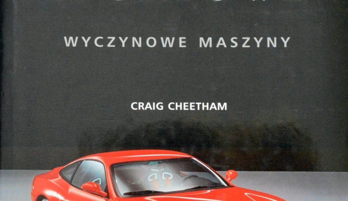 """""""Samochody sportowe – wyczynowe maszyny"""", C. Cheetham, Olesiejuk, 2008"""