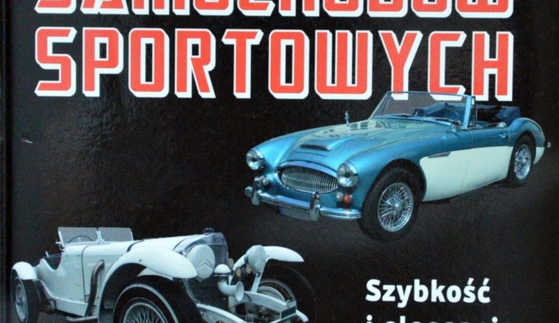 500 samochodów sportowych. Ponad 100 lat historii, R. Lintelmann, Olesiejuk, 2012