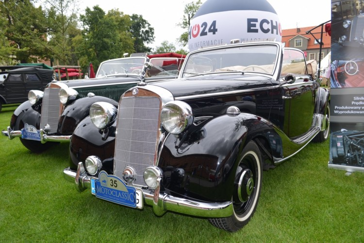 Renowacja: Mercedes 170 S Cabriolet A
