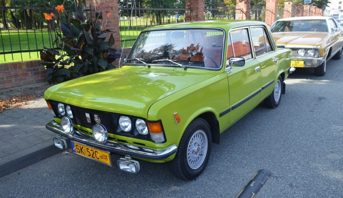 Znowu nas cieszy: Fiat 125