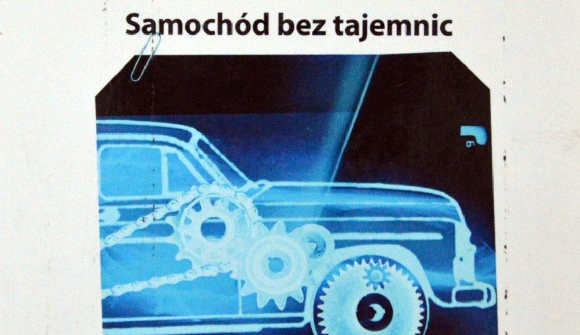 Zrozumieć samochód. Samochód bez tajemnic. C. Szczepaniak, Akademia Humanistyczno-Ekonomiczna w Łodzi, 2011