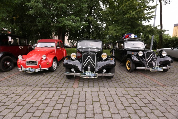 IX Ogólnopolski Zlot Zabytkowych Citroënów