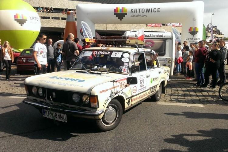 III rajd kantYny: 7 urodziny naszego Fiata 125p!
