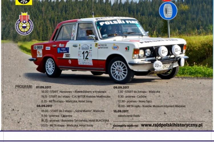 Rajd: klasyki i hybrydy. Wkrótce ECO Nova Rally Cup