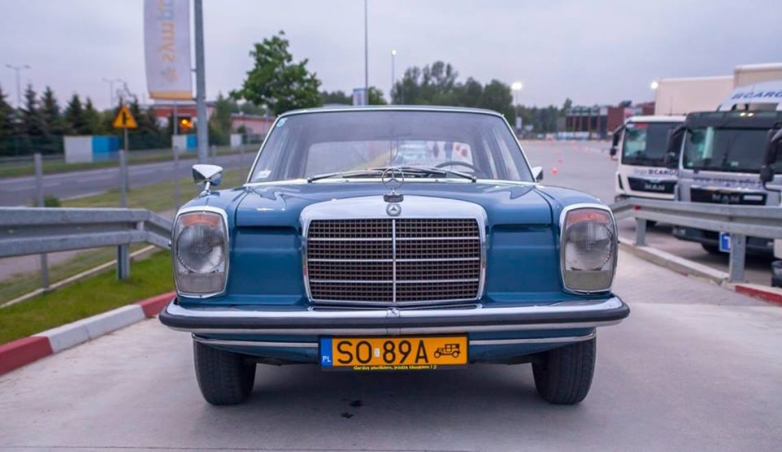 Mój najwspanialszy Mercedes-Benz? W115. Część 2