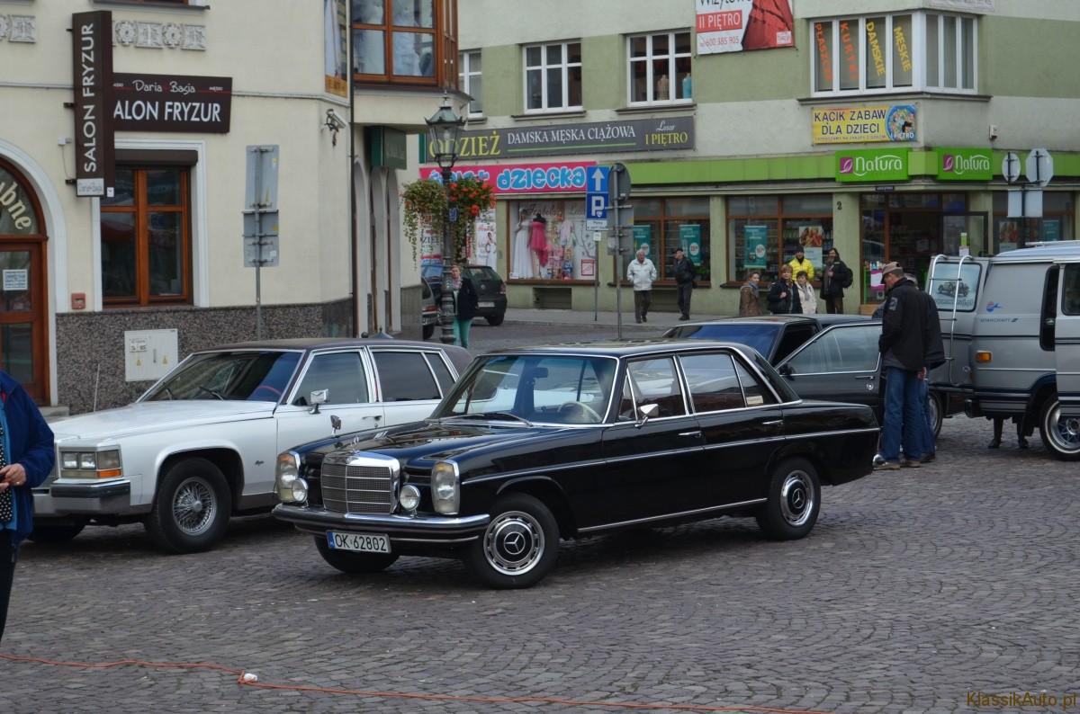 Mercedes-W115-Zlot-Strumień-2013-Foto-Krystian-Tomala