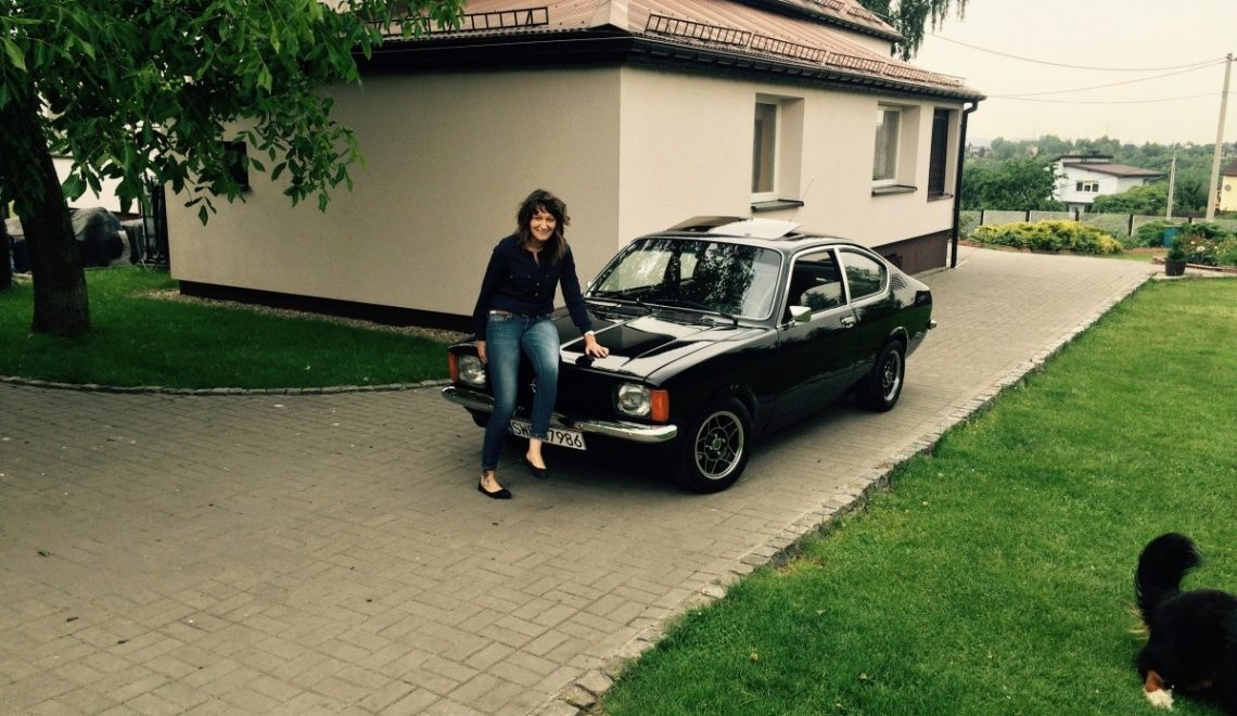 Jak kobieta kupuje klasyka? Ewa i jej Opel Kadett
