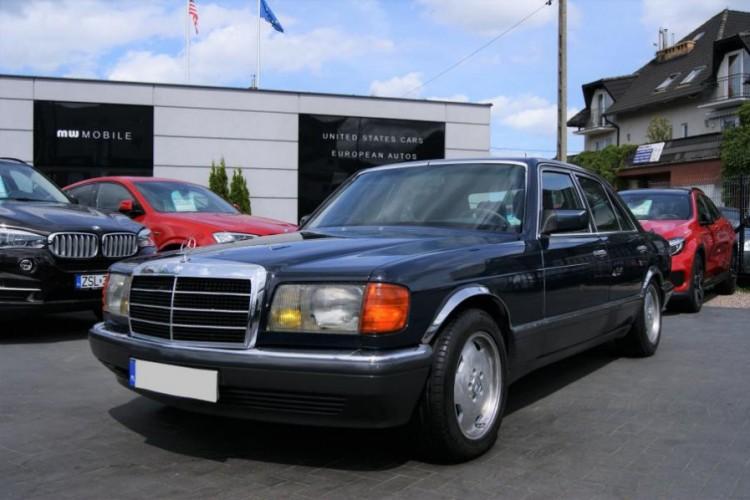 Sprzedam. Mercedes-Benz 260 SE (W126)
