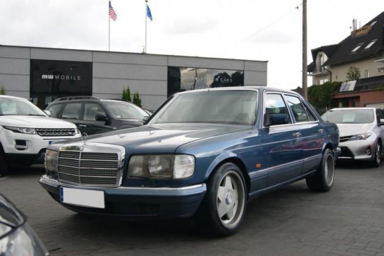 Sprzedam. Mercedes-Benz 500 SE