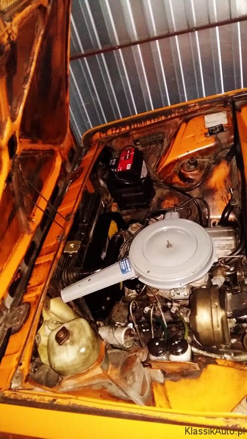 Komora silnika125p