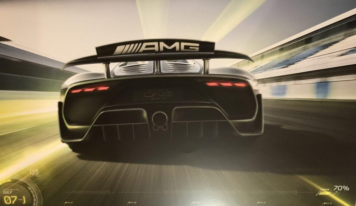 Kto chce ten kalendarz z Mercedesa AMG?