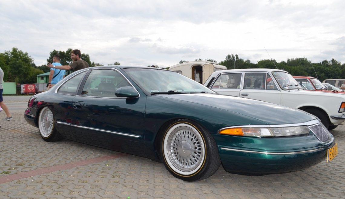 Jak z innej planety: Lincoln Mark VIII