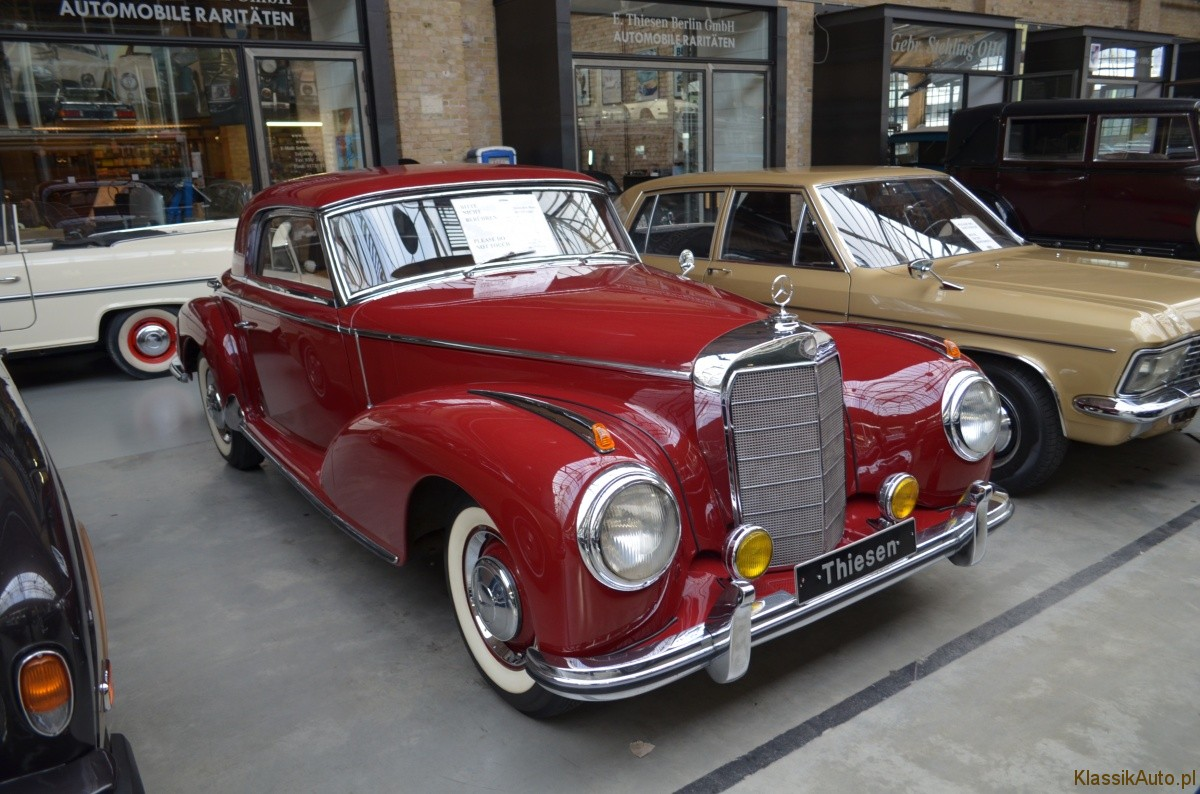 Mercedes-Benz 300 S coupe W188